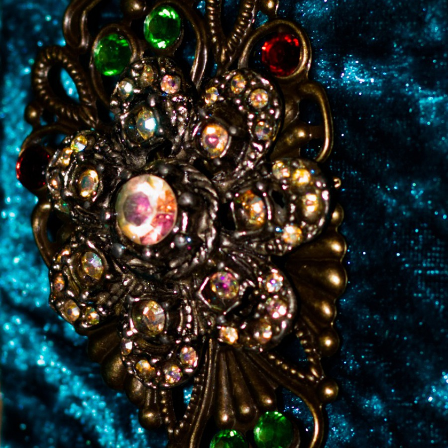 Mother of the Groom's Brooch